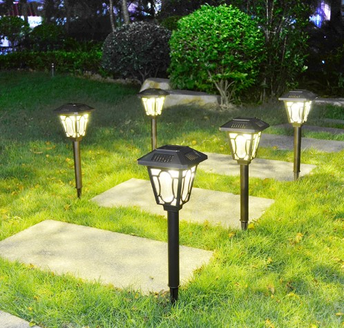 The Best Solar Path Lights to Illuminate Your Yard & Garden
