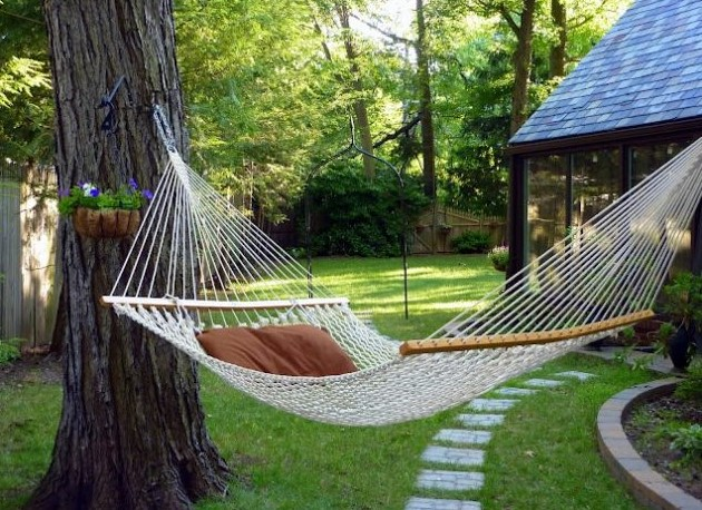 How to Hang a Hammock in Your Backyard?