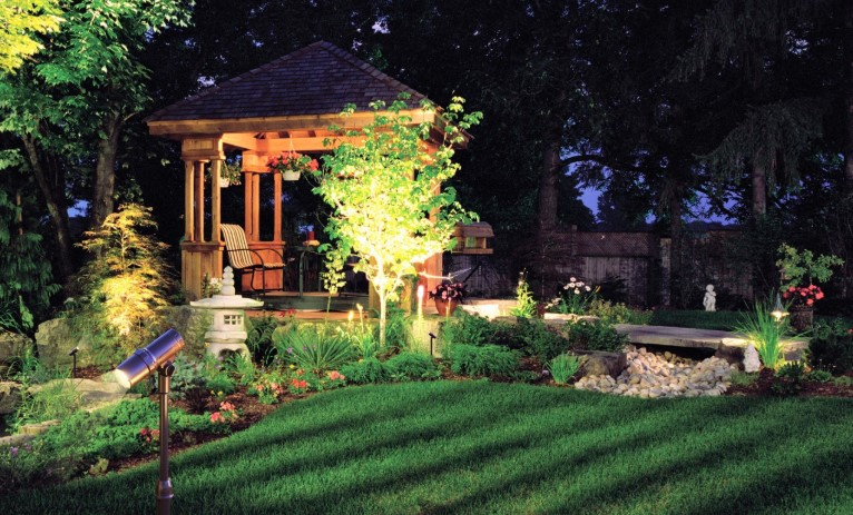 How many Lumens for Landscape Lighting?