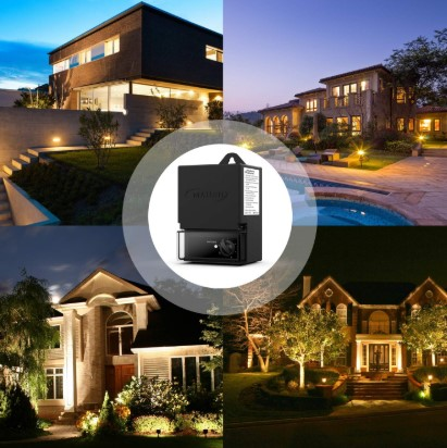 The Best Low Voltage Transformers For Landscape Lighting