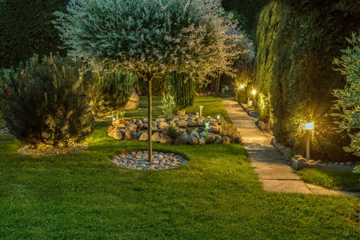 The Best Solar Landscape Lights for Yard, Pathway & Trees