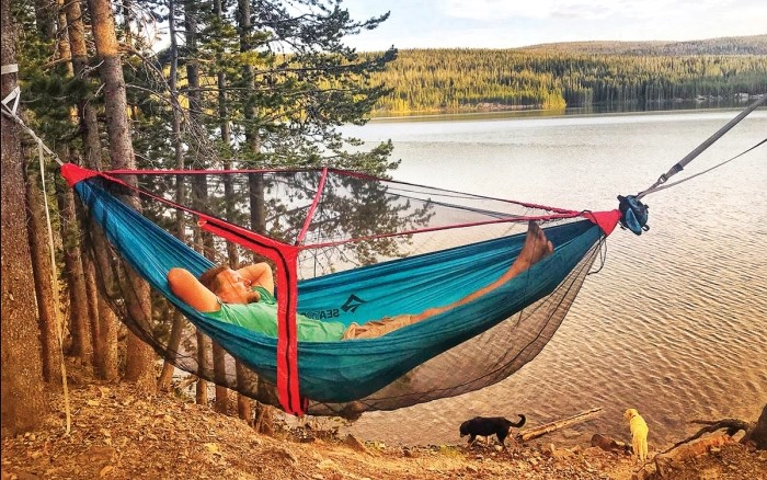 The Best Camping Hammock & Tips To Keep You Comfy All Night