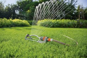 Best Oscillating Sprinkler for Small & Large Lawn
