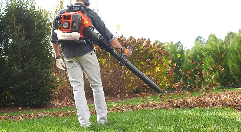 The Best Backpack Leaf Blower Options For Clearing Large Yard