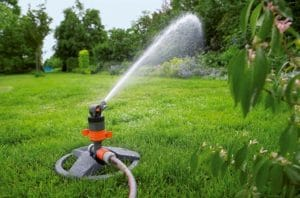Best Lawn Sprinklers for Small & Large Areas