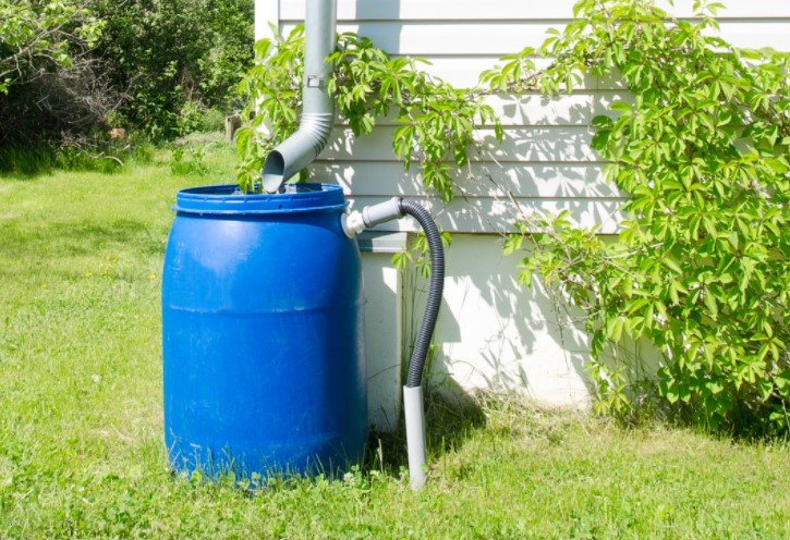 How to Install and Use a Rain Barrel