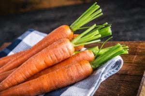 How to Store Fresh Carrots From the Garden?