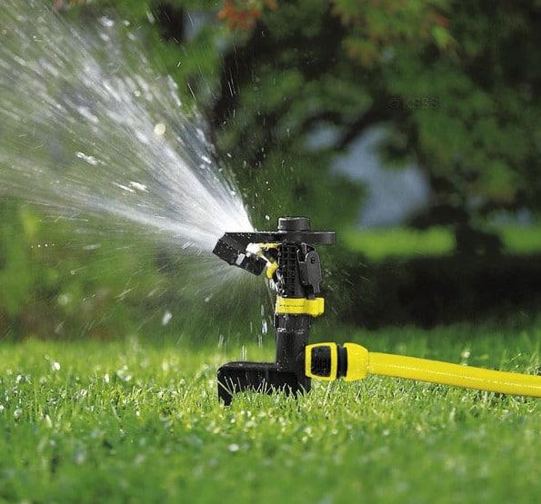 Pulsating Sprinkler