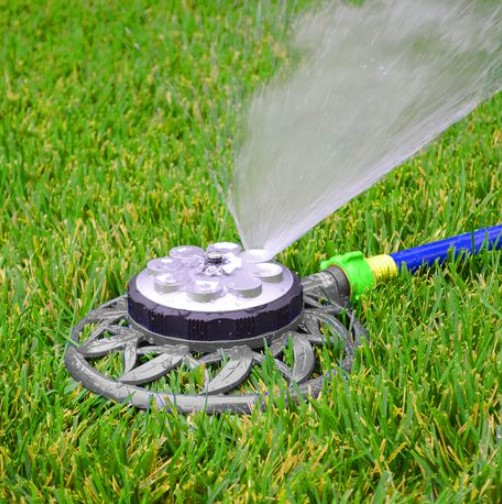 Stationary Sprinkler